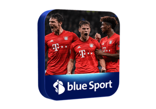 blue Senderpaket Sport