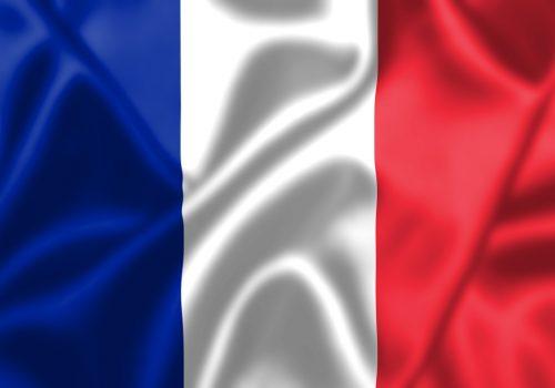 Flagge - Frankreich
