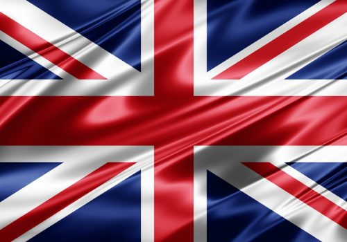 Flagge - England
