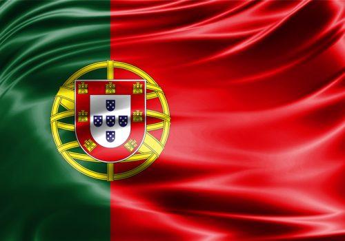 Flagge - Portugal