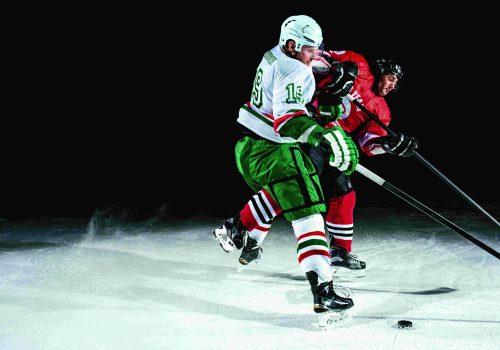 Eishockey - TV Senderpaket