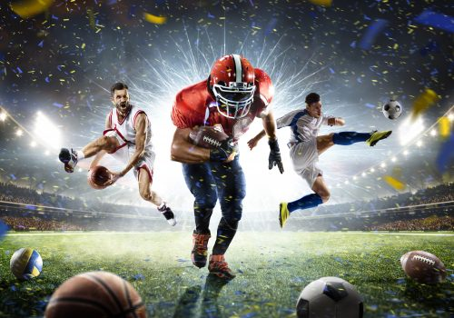 Rugby - Sport Senderpakete