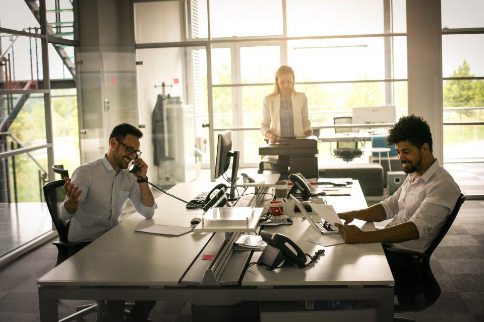 Telefonie @work S - Festnetz