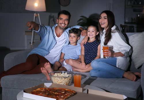 Popcorn Family 2 - TV @home Abos