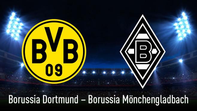 Borussia Dortmund vs. Borussio Moenchengladbach