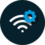 WLAN Optimierung Icon