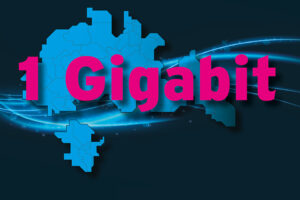1 Gigabit/s an jedem Anschluss - Schnellstes Netz der Schweiz - Firmengeschichte